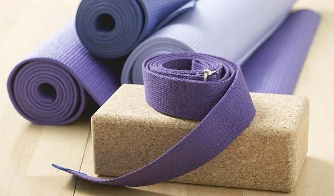 equipment for meditation yoga mat belt yoga block 946518